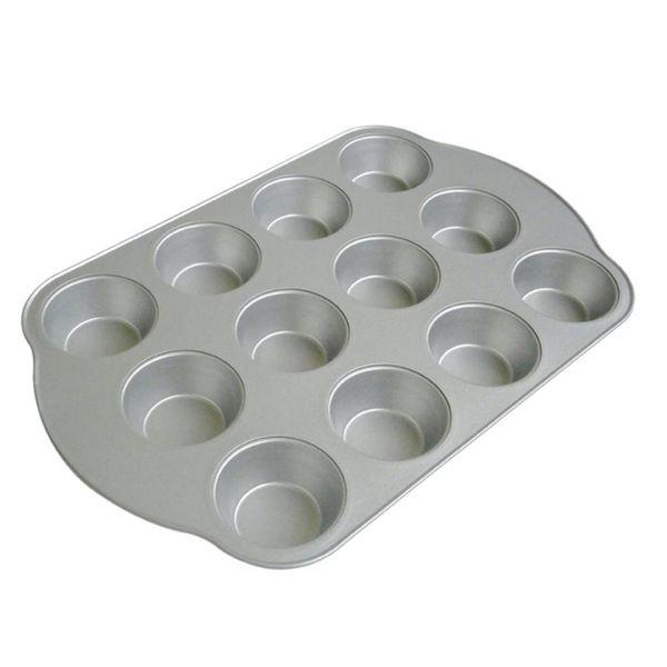 Moule à muffins à 12 cavités prestige de La Pâtisserie