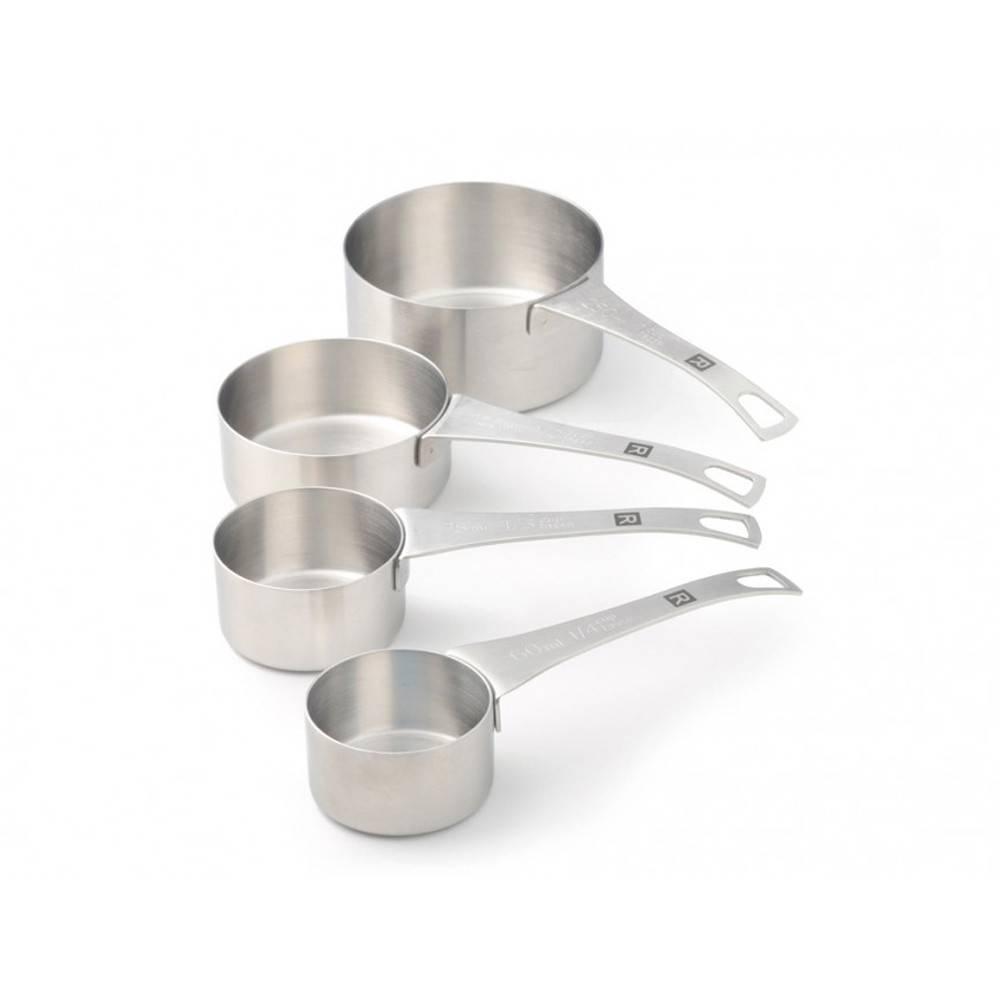 Ensemble de tasses mesurer 4 pi ces de ricardo ares for Tablier de cuisine ricardo