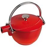 Staub Staub Teapot 1.1 L Cherry