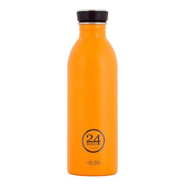 Bouteille à eau totallement orange urbain de 500 ml