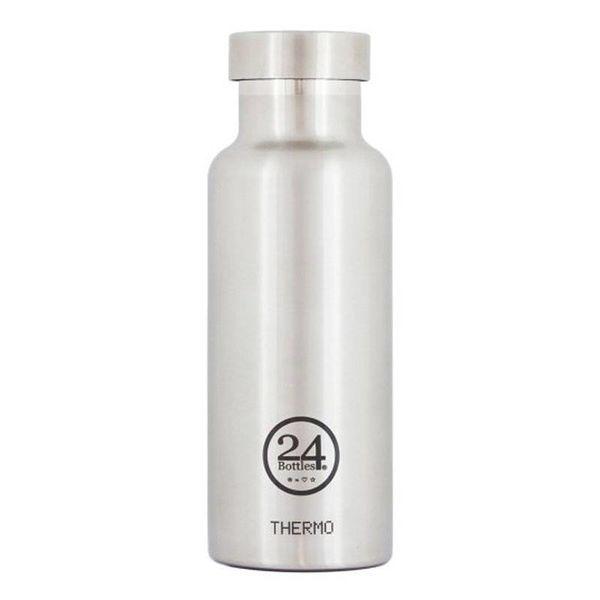 Bouteille à eau acier isotherme de 500 ml
