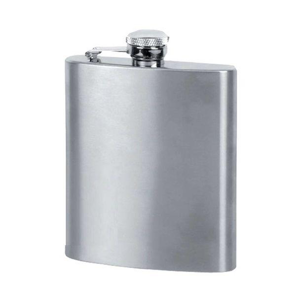 Flasque de Josef Strauss Gourmet 177 ml / Acier inoxydable