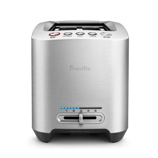 Grille-pain en métal moulé de Breville Smart Toaster