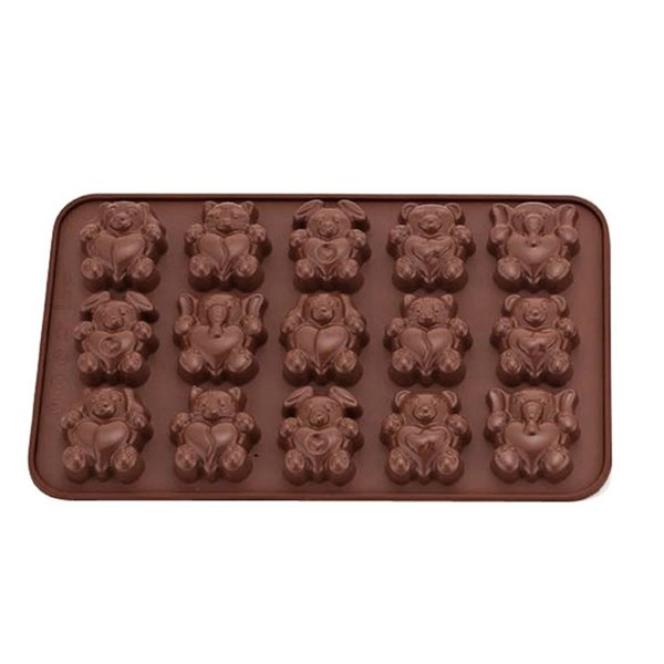 La Pâtisserie Silicone Chocolate Animals Mold