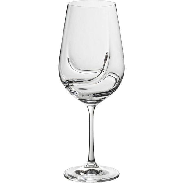 Trudeau Set of 2 Oxygen Wine Glasses