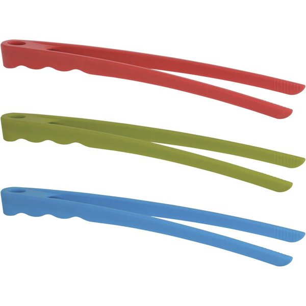 Trudeau Silicone Cooking Tongs