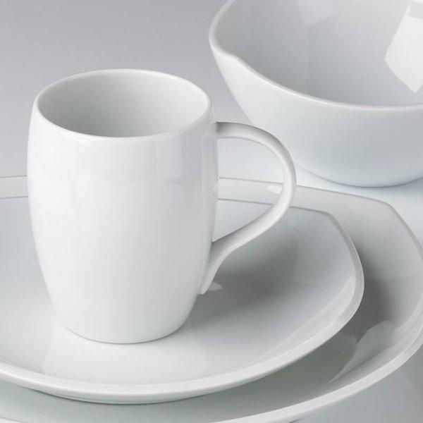 Ensemble à vaisselle 4 pièces Fjord classique de Dansk