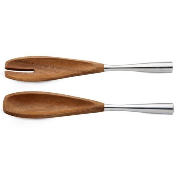 Dansk Wood Classics 2-pc Salad Server Set