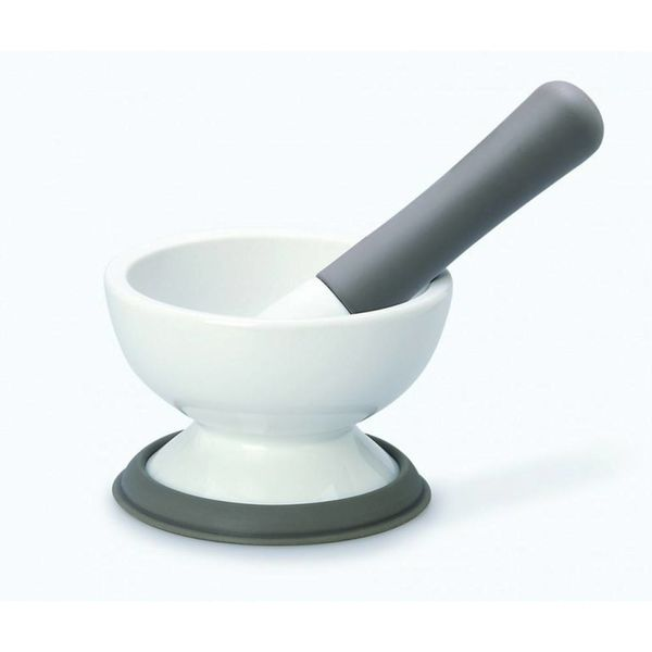Ricardo 2-in-1 Mortar and Pestle