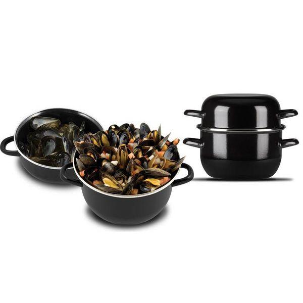 Final Touch Mussel Pot