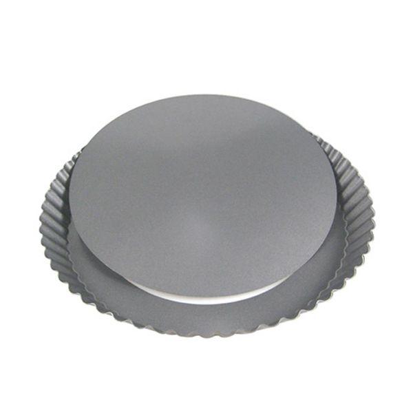 Moule à quiche avec fond amobile de La Pâtisserie 24 cm