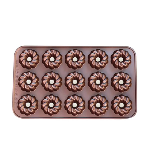 La Pâtisserie Silicone Chocolate Rings Mold