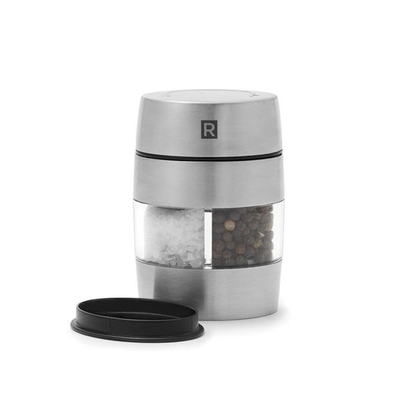 Ricardo 2-in-1 Salt and Pepper Mill