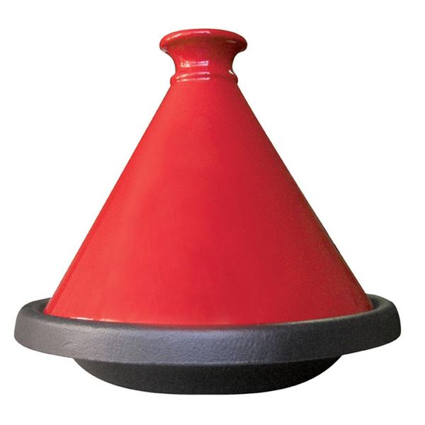 Le Cuistot Tajine 31 cm Red