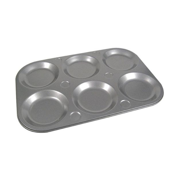 Moule pour 6 capuchons de muffins de La Pâtisserie