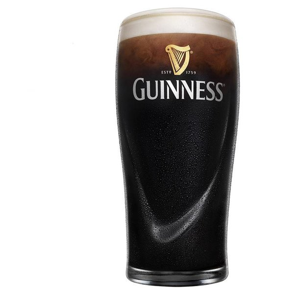 Trudeau Set of 4 Guinness Beer Glasses