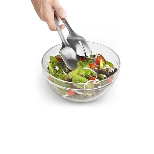 Cuisipro Stainless Steel Salad Tongs