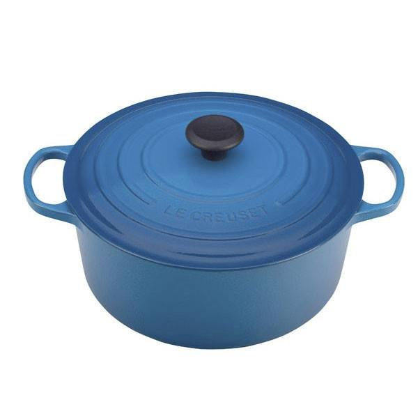 Le Creuset 4.2L Round French Oven Marseille