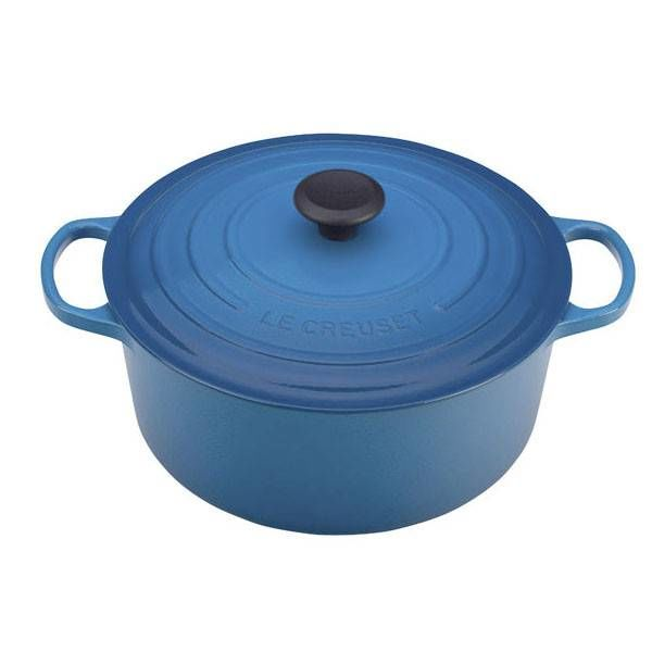 Le Creuset 5.3L Round French Oven Marseille