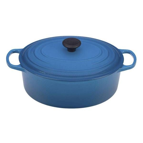 Le Creuset 8.9L Oval French Oven Marseille