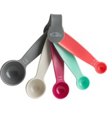 Trudeau Trudeau La Pâtisserie Set of Measuring Spoons