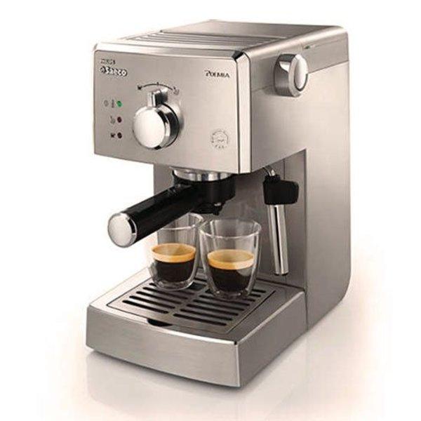 Machine à espresso manuelle Poemia de Saeco