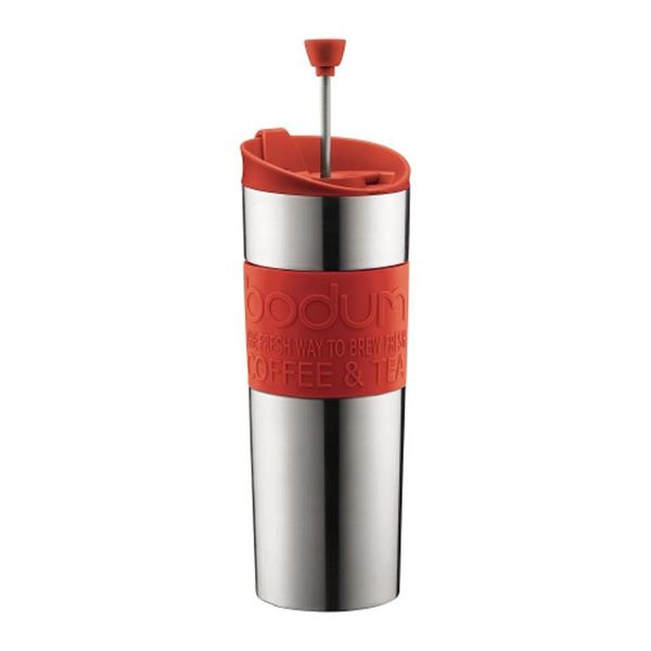 Bodum Travel Press Red