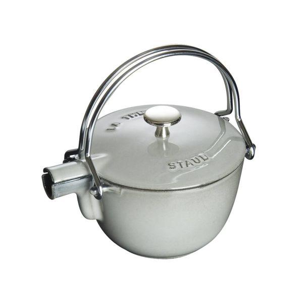 Staub Teapot 1,1 L Grey