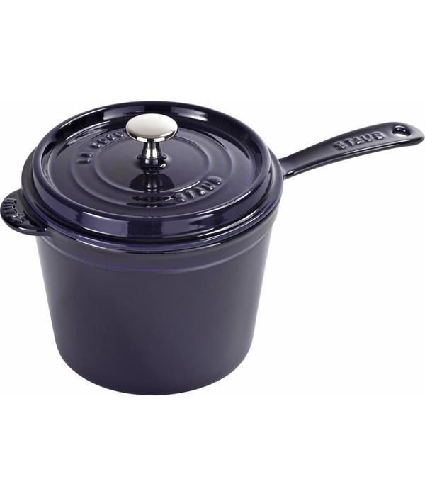 Staub Staub Sauce Pan 1,18 L Dark Blue