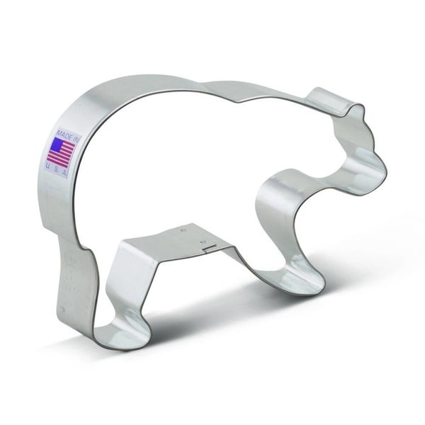 Ann Clark Cookie Cutter Grizzly Bear 5.5''