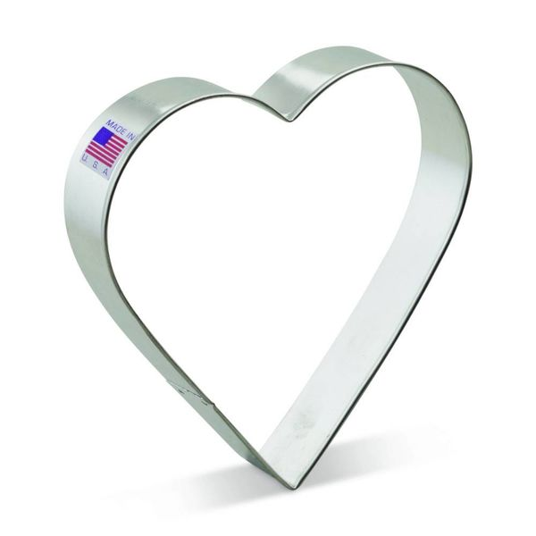 Ann Clark Cookie Cutter Heart 5''