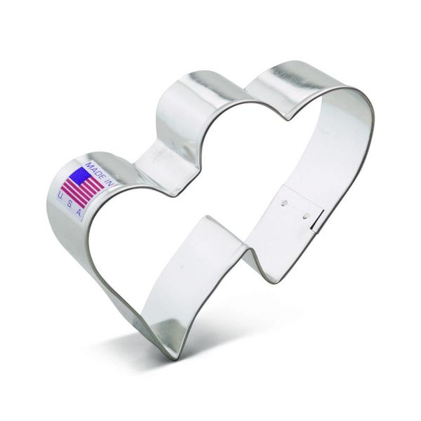 Ann Clark Cookie Cutter Heart 3.75''