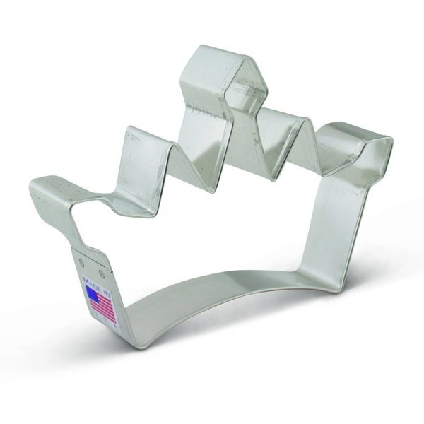 Ann Clark Cookie Cutter Crown 4.75''