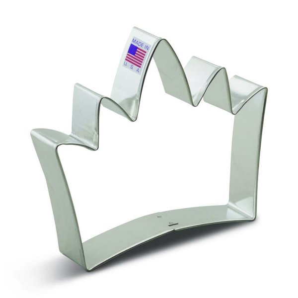 "Emporte-pièce couronne roi 4.75"""