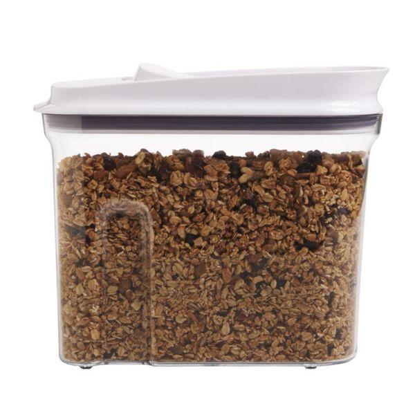 Distributeur de céréales de Pop 2.4L de Danesco