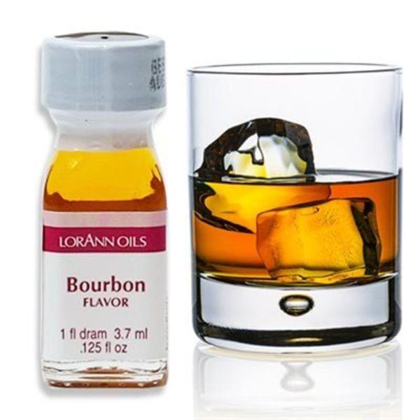 Arôme en huile bourbon 3,7 ml de Lorann Oil