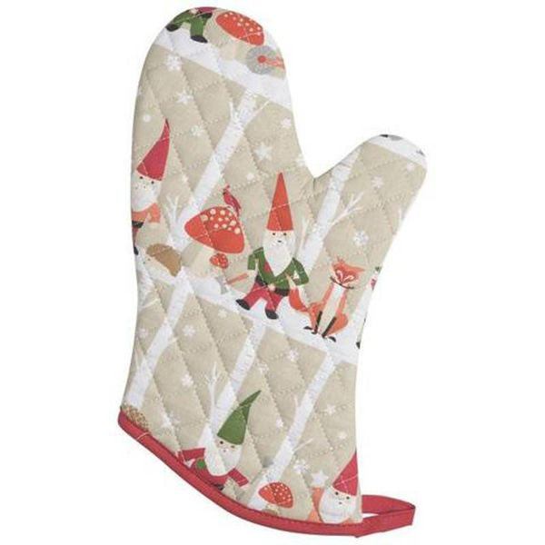 Now Designs Gnomes Oven Mitt