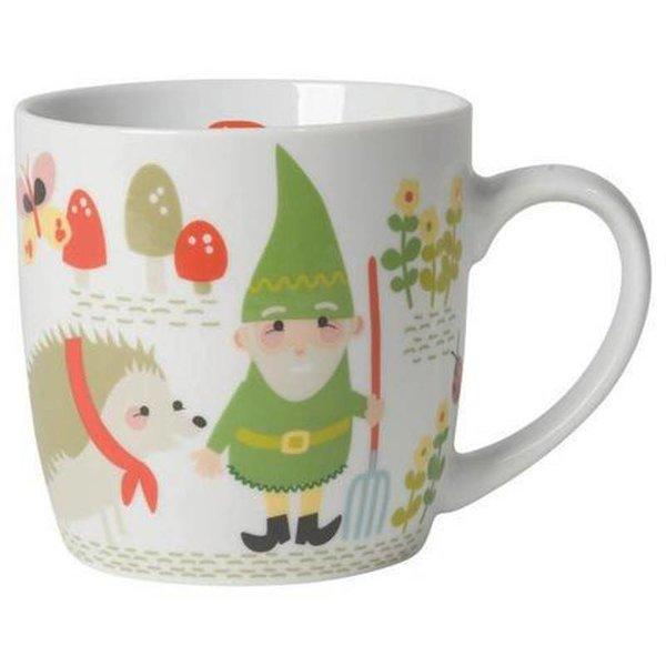 Tasse à à café lutins de Now Designs