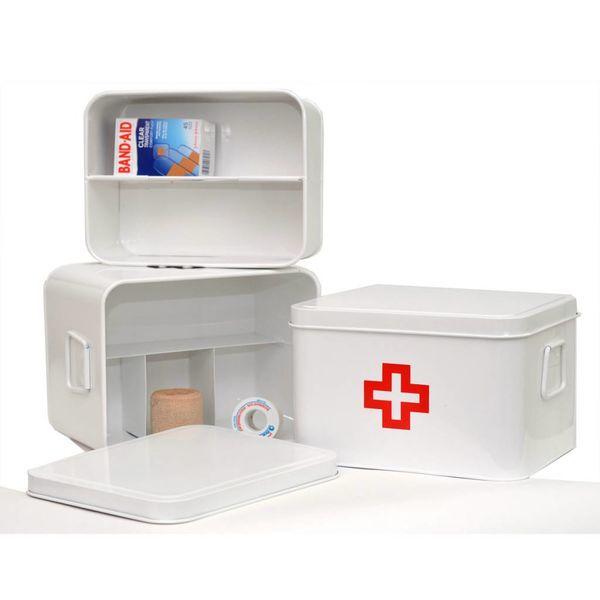 Boîte à médicaments de DecorSense