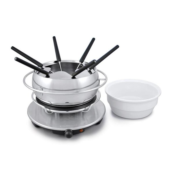 Swissmar Zurich 3 in 1 Electric Fondue Set