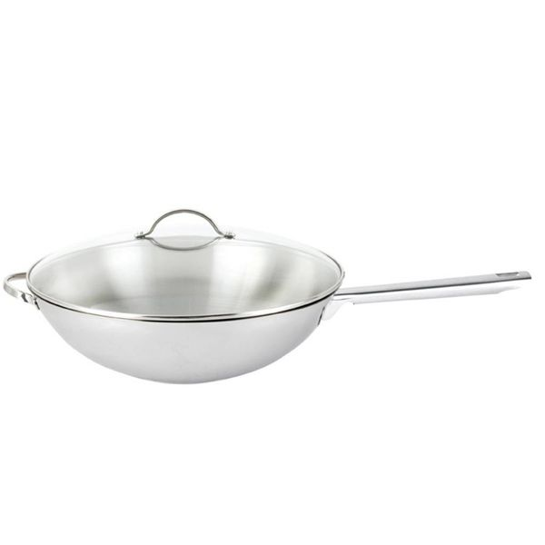 Josef Strauss Tango 32 cm Wok with Glass Lid