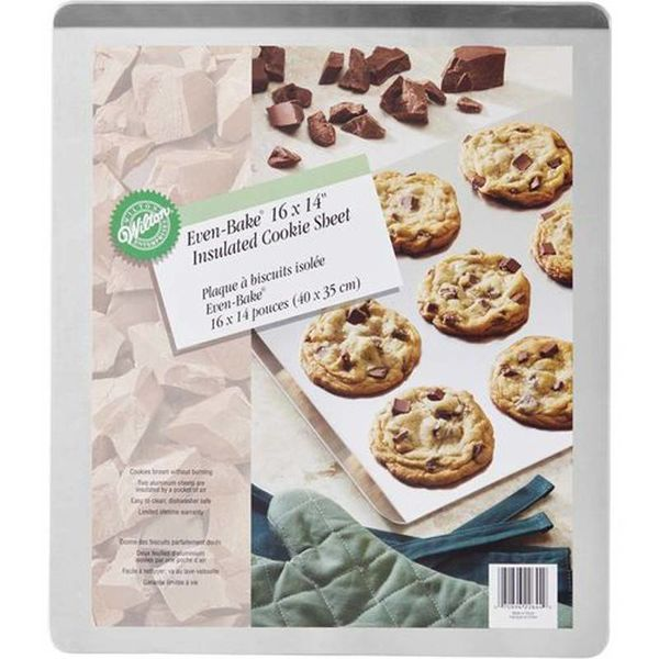 Wilton Insulated Cookie Sheet 40 x 35cm