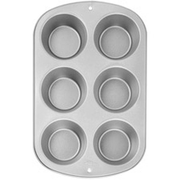 Wilton Recipe Right Jumbo Muffin Pan