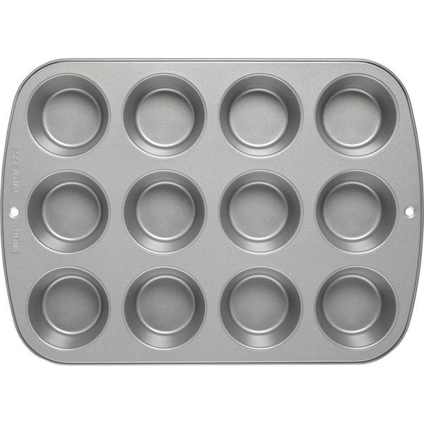 Wilton Recipe Right 12-Cup Muffin Pan