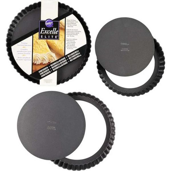 Wilton Excelle Elite Tart Pan Set