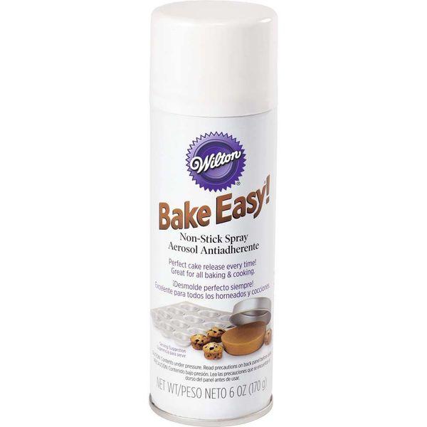 """Vaporisateur anti-adhésif """"Bake Easy"""" de Wilton"""