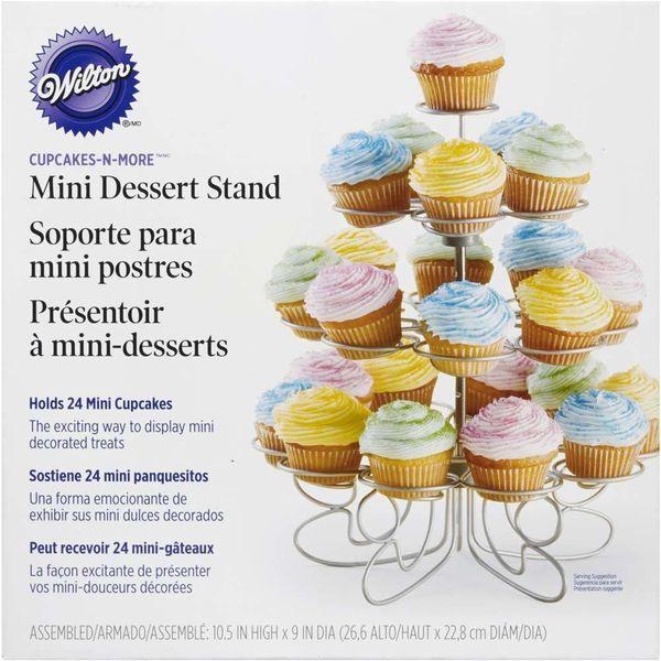 Wilton Cupcakes 'N More Mini Cupcake Stand