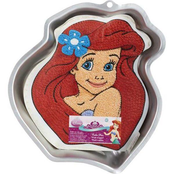 Wilton Disney Princess Ariel Cake Pan