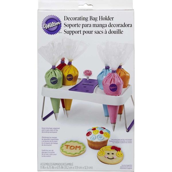 Wilton Decorate Smart Piping and Decorating Bag Holder