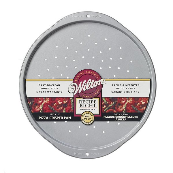 Wilton Recipe Right Pizza Crisper